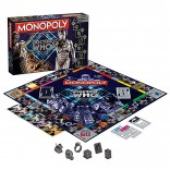 Doctor Who Villains Board Game Monopoly