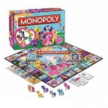 My Little Pony Board Game Monopoly
