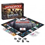 Board Game Mass Effect Monopoly