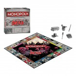 Toy - Board Game - The Walking Dead - Monopoly