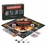Attack On Titan Monopoly Board Game