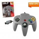 Nintendo 64 Original Design Gray Controller (TTX TECH)