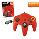 N64 Replacement Original Controller Solid Red (TTX Tech)