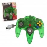 N64 Clear Green Replacement Original Style Controller TTX Tech