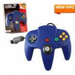 Blue N64 Controller Original Design (TTX TECH)