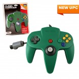 N64 Green Replacement Controller Original Style (TTX TECH)