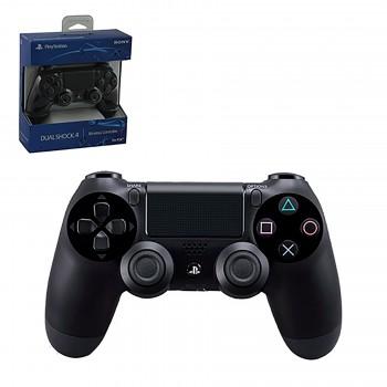 PS4 - Controller - Wireless - DualShock 4 - New - Black (Sony)
