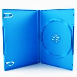 Wii U - Media Package - Single DVD Case - 14mm - Baby Blue (Third Party)