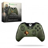 Xbox One - Controller - Wireless - Halo 5: Guardians - Master Chief - Limited Edition (Microsoft)