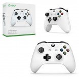 Xbox One - Controller - Wireless - 3.5mm Jack - White (Microsoft)