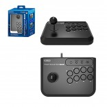PS4 Small Arcade Fight Stick - Mini Black by Hori