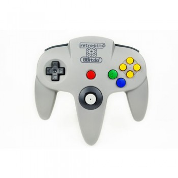 Wireless Bluetooth Mobile N64 Controller for iOS, Android, PC