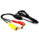 RDP Cable - Retro Duo Portable AV Cable by Retrobit