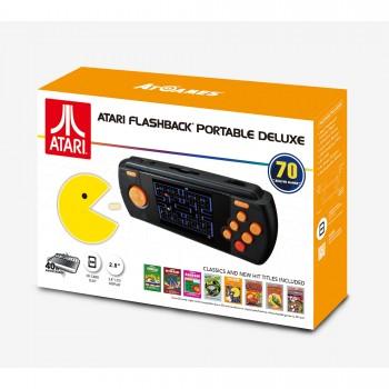 Atari- Handheld - Arcade Ultimate - Video Game Player - 80 Pre-Loaded Games - New 2017 Version (Atari)