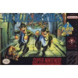 Super Nintendo The Blues Brothers(Cartridge Only)- SNES
