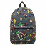Novelty - Backpack - Nintendo - SNES Mario Sublimated Backpack