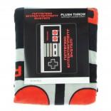 Novelty - Blanket - Nintendo - Controller Throw