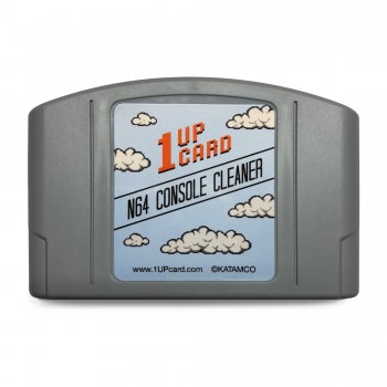 N64 - Cleaners - 1 Up N64 Console Cleaner