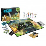 Toy - Board Game - Rick and Morty - Clue