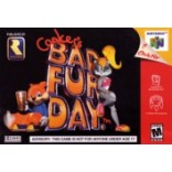 Nintendo 64 Conker's Bad Fur Day - N64 Conkers Bad Fur Day - Game Only