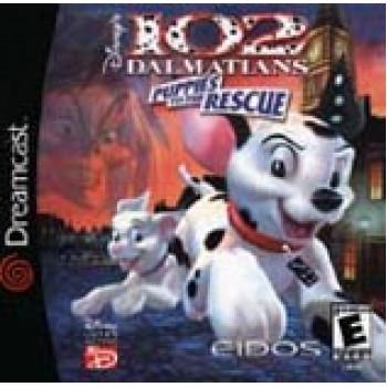 Dreamcast 102 Dalmatians