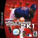 Sega Dreamcast World Series Baseball 2K1 - Factory Sealed Original Print