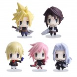 Toy Final Fantasy Trading Arts Mini Figure Blind Box Set Of 6