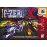 Nintendo 64 F-Zero X - N64 FZero X - Game Only