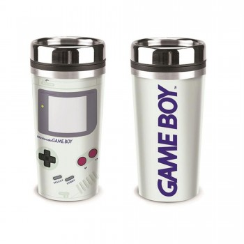 Novelty - Travel Mug - Nintendo - Gameboy Travel Mug