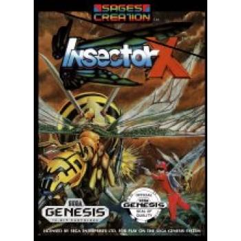 Genesis Insector X