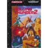 Sega Genesis Rolling Thunder 2 Pre-Played - GENESIS