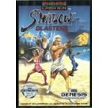 Sega Genesis Shadow Blasters Pre-Played - GEN