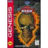 Sega Genesis Skeleton Krew Pre-Played - GEN