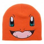 Novelty - Hats - Pokemon - Charmander Big Face Knit Beanie