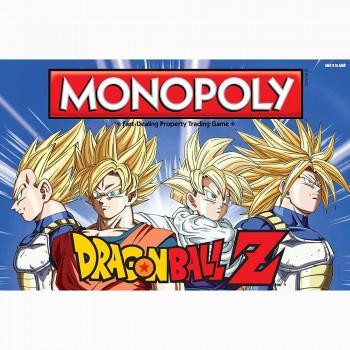 Toy - Board Game - Dragon Ball Z - Monopoly