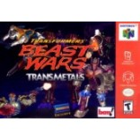 Nintendo 64 Transformers: Beast Wars Transmetals Pre-Played N64