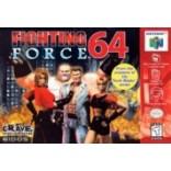 Nintendo 64 Fighting Force 64 (Pre-Played) N64