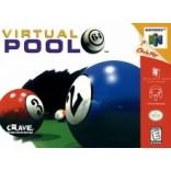 Nintendo 64 Virtual Pool 64 (Pre-Played) N64