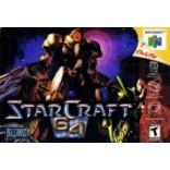 Nintendo 64 StarCraft 64 - N64 Star Craft 64 - Game Only