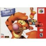 Nintendo 64 Winnie the Pooh: Tigger's Honey Hunt (Pre-Played) N64