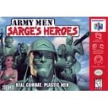Nintendo 64 Army Men: Sarge's Heroes (Pre-played) N64