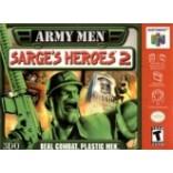 Nintendo 64 Army Men: Sarge's Heroes 2 (Pre-played) N64