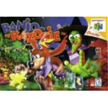 Nintendo 64 Banjo Kazooie - N64 Banjo Kazooie - Game Only