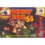 Nintendo 64 Donkey Kong 64 - N64 Donkey Kong 64 - Game Only
