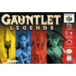 Nintendo 64 Gauntlet Legends - N64 Gauntlet Legends - Game Only