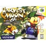 Nintendo 64 Harvest Moon 64 - N64 Harvest Moon 64 - Game Only