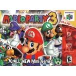 Nintendo 64 Mario Party 3 - N64 Mario Party 3 - Game Only