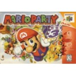 Nintendo 64 Mario Party - N64 Mario Party - Game Only