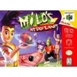 Nintendo 64 Milo's Astro Lanes (Pre-played) N64
