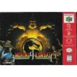 Nintendo 64 Mortal Kombat 4 - N64 Mk4 - Game Only